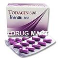トダシン300mg(抗生剤)