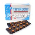 チロシット(甲状腺ホルモン)
